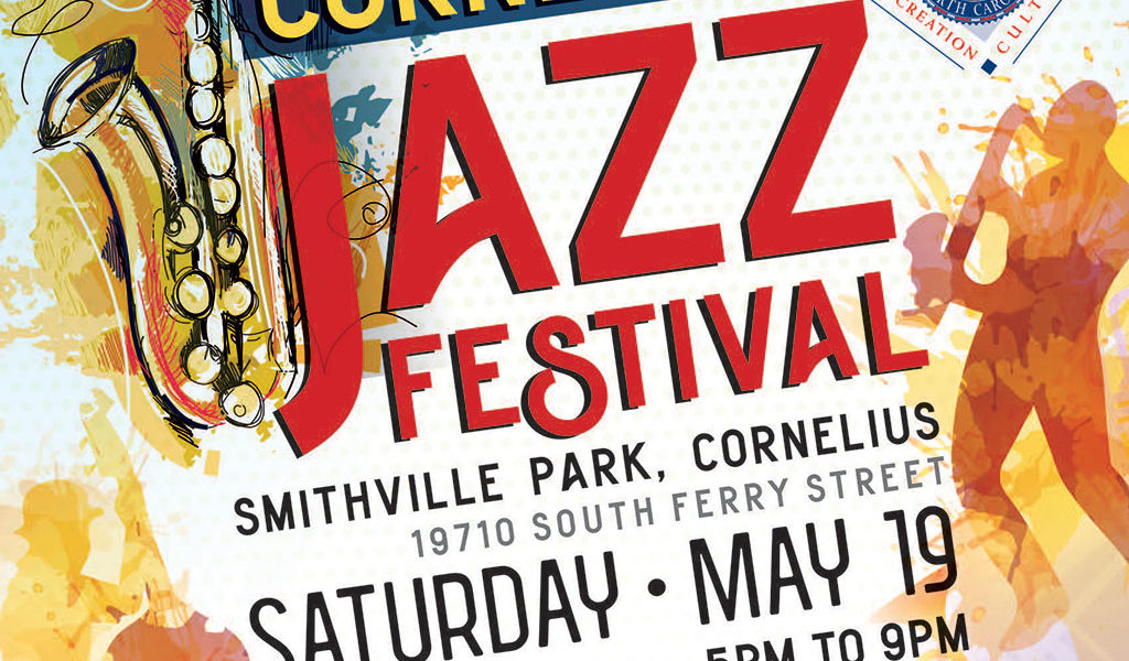 Cornelius Jazz Festival – May 19, 2018